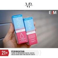 AQUA PURE ICE Salt 35MG 30ML Strawberry Apple Watermelon + MINT