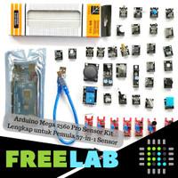 Arduino Mega 2560 Pro Sensor Kit Lengkap u/Pemula 37-in-1 Sensor + Box