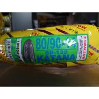 Swallow 80 / 90 - 14 Katana SB-132 Ban Luar Motor Matic Beat Non Tubel