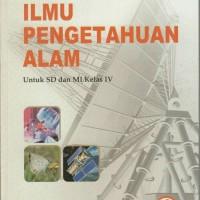 Buku Buku BSE IPA SD/MI kelas 4
