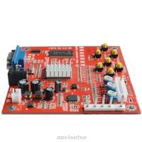 Rgbs Cga To Vga Converter Board Durable High Definition Module Arcad
