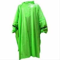 Jas Hujan Ponco/Poncho Lengan Colour Skotlet Merk Gajah ORIGINAL