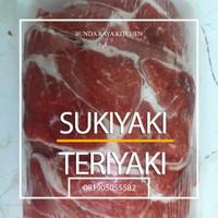 Premium Beef Slice / @500Gr - MURAH & QUALITY NO 1 !!!