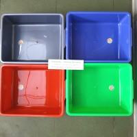 Bak Pasir Besar L ( 40 cm ) Sandbox Kotak Kotoran Poop Box Litter Box