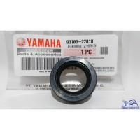Seal Roda Depan RX King 93106-22818 Yamaha Genuine Parts