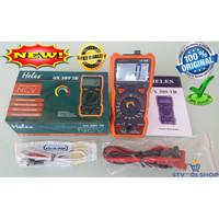 Avometer / Multitester Digital Heles UX 389 TR With NCV + Temperature