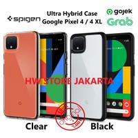 Case Google Pixel 4 XL / Pixel 4 Spigen Ultra Hybrid Original Casing