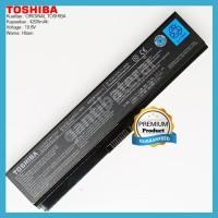 Original Baterai Toshiba L310 L510 L515 M300 M305 U400 PA3634U-1BRM