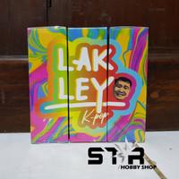 EF LAKLEY K POP CARAMEL CREAM ICE CREAM I AUTHENTIC E LIQUID