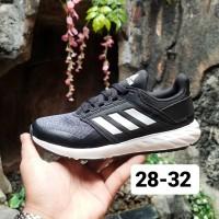 Sepatu Anak Adidas Forta Faito Kids Original Black White