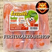 lazzeti baby carrot 500gr wortel organik