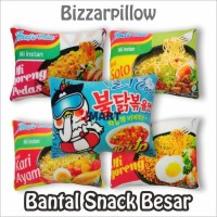 bantal snack jumbo-bantal velboa import besar 40x60cm