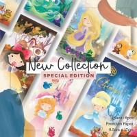 Angpao Custom Nama Imlek Princess Disney Tikus Tebal Amplop Uang Murah