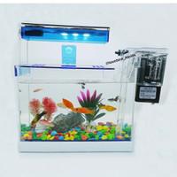 Aquarium Mini, Aquarium Akrilik, Aquarium Lengkap, Aquarium Ikan hias