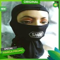 Termurah Original Masker Ninja / Balaclava NoLan Shoei Arai Agv