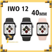 Smart Watch IWO 12 40mm Series 5 1:1 for Apple IOS Android ECG Heart