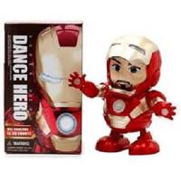 ROBOT DANCE RDH13 - ROBOT JOGET SUPER HERO AVENGERS IRON MAN