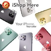 Metal Back Camera Ring Lens Cover Kamera Belakang iPhone 11 Pro Max