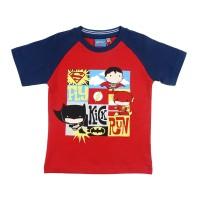 KIDS ICON - Kaos Anak Laki - Laki Justice League - JB1K0400190