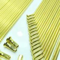 Jari jari-Jeruji model TDR gold motor 14-16-17-18 request