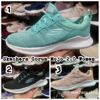 New Sepatu wanita Original Skechers Gorun Mojo 2.0 women