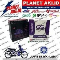 Aki Motor Yamaha Jupiter MX Lama GM5Z3B GS Y Accu Kering MF