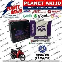 Aki Motor Yamaha Vega ZR Lama GM5Z3B GS Y Accu Kering MF