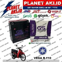 Aki Motor Yamaha Vega R 110 GM5Z3B GS Y Accu Kering MF