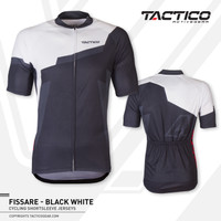 Jersey Sepeda Roadbike Tactico FISSARE shortsleeve