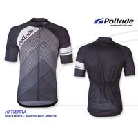 Jersey Sepeda Roadbike Pollride HI TERRA shortsleeve