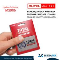 Kontrak Software Update 1 Tahun Scanner MaxiSys MS906 AUTEL.
