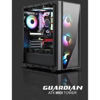 PC GAMING SYULTAN 3, I7 RAM 16GB DUAL CHANNEL VGA RX 580 8GB MOBO ASUS
