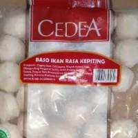 CEDEA BASO IKAN RASA KEPITING 500GR