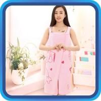 Raja - Handuk Baju Mandi Melody Multifungsi/Bath Towel/Wearable Towel