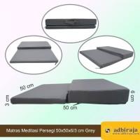 Matras/ bantal/ alas Meditasi/ bantal doa/ bantal duduk warna grey