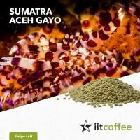 Arabica Green Beans - Sumatra Aceh Gayo Semi Washed 1Kg