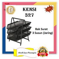 KENSI 327 BAK SURAT SUSUN (JARING)