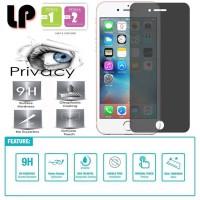 LP Anti-Spy Tempered Glass iPhone 6 Plus - 6S Plus - Kaca Privacy Ori