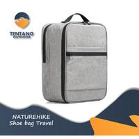Shoe Bag Travel NATUREHIKE NH17X016-B Tas Sepatu Travel Portable Bag