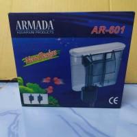 Slim Hanging HAng On Filter Gantung Aquarium Aquascape ARMADA AR 601