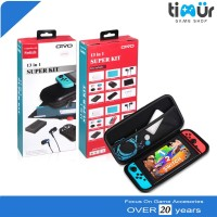 13 in 1 Super Kit Game Accessories Set Nintendo Switch OIVO