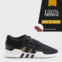 Sepatu Adidas Eqt Racing Adv Sneakers Originals - Core Black/White