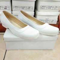 sepatu perawat sepatu akper sepatu wanita pantofel putih