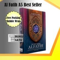 Al Quran Al Fatih Terjemah Per Kata Tajwid A5