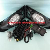 `Termurah Fog Lamp Lampu Kabut Honda Civic FD 2009 2010 2011 Komplit
