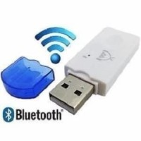 USB Bluetooth Audio Receiver Wireless with Mic Reciver Mobil