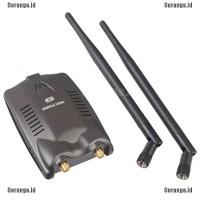 TV Password Cracking Internet Long Range Dual Wifi Antenna USB Wifi