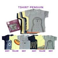 ORIGINAL 6 Pcs Kaos Bayi Kaos Anak Laki Baju Bayi Lucu Kazel Tshirt -