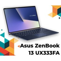 ASUS ZenBook UX333FA # i5-8265U 8GB SSD512 13 W10 !!