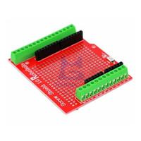 Arduino Uno Mega screw terminal block proto prototype board shield